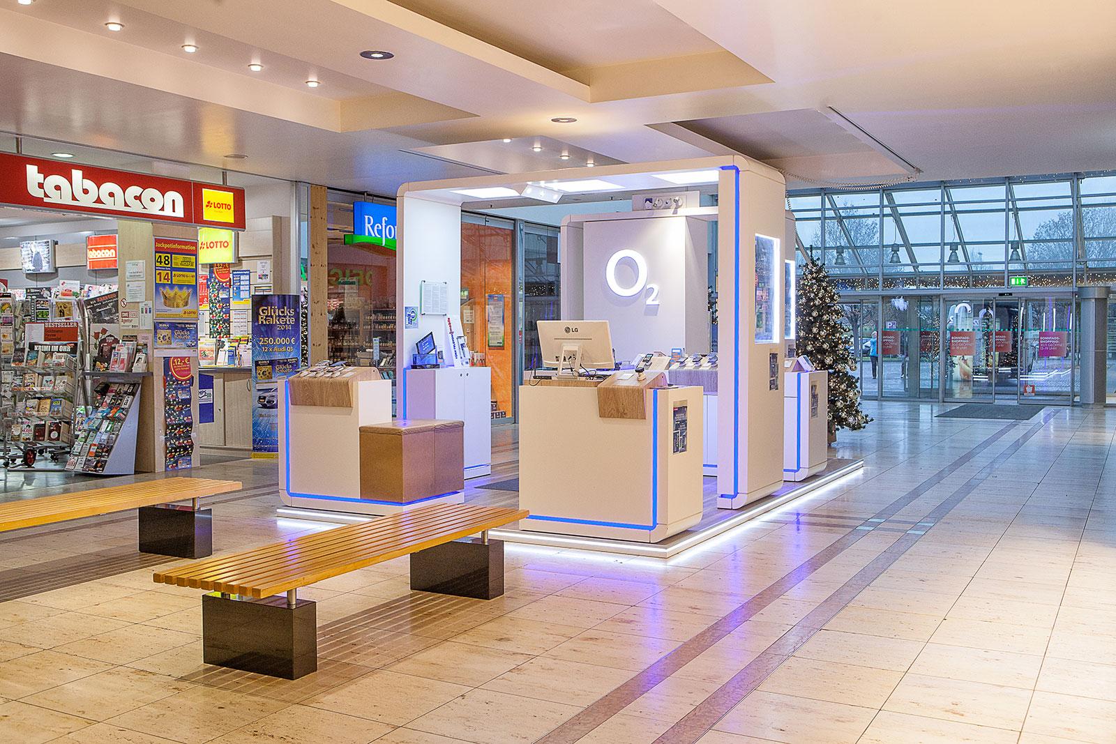 o2 Shop Erfurt Thüringenpark