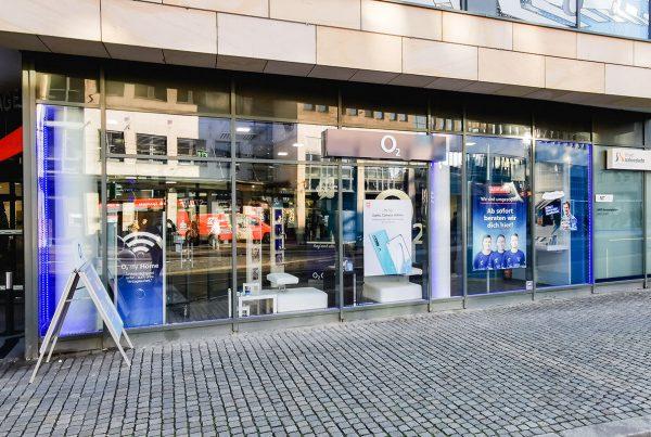 o2 Shop Jena Holzmarkt
