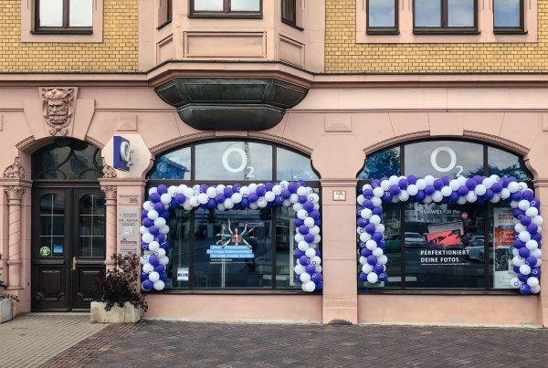 o2 Shop Zwickau Moritzstraße
