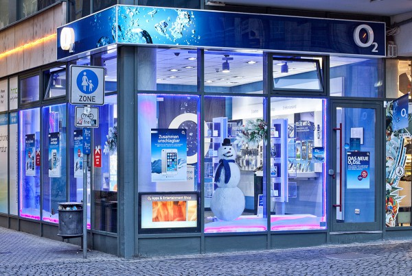 o2 Shop Jena Holzmarktpassage