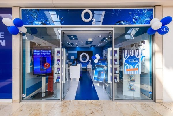 o2 Shop Nova Eventis