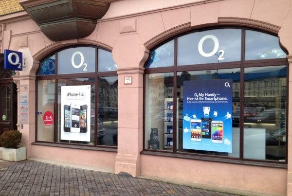 o2 Shop Zwickau Moritzstrasse