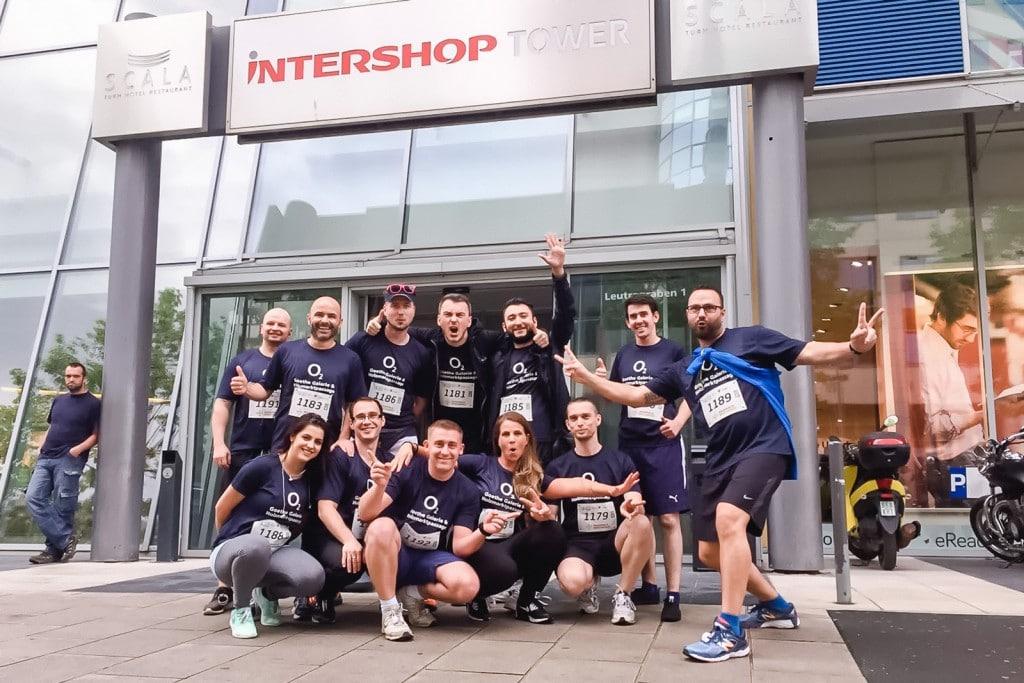 Firmenlauf Jena 2016