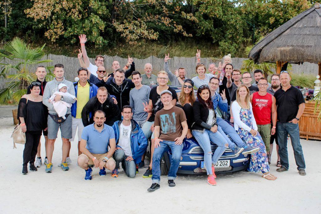 Sommerfest der premium concepts GmbH 2016