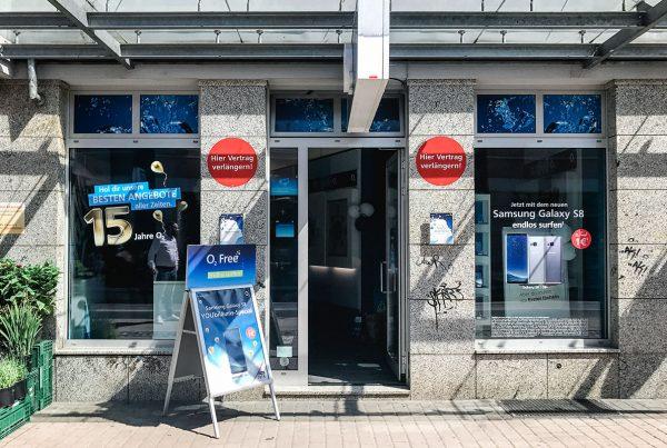 o2 Shop Dresden Loschwitzer Straße