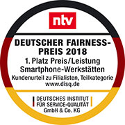 n-tv Fairness Sieger 2018