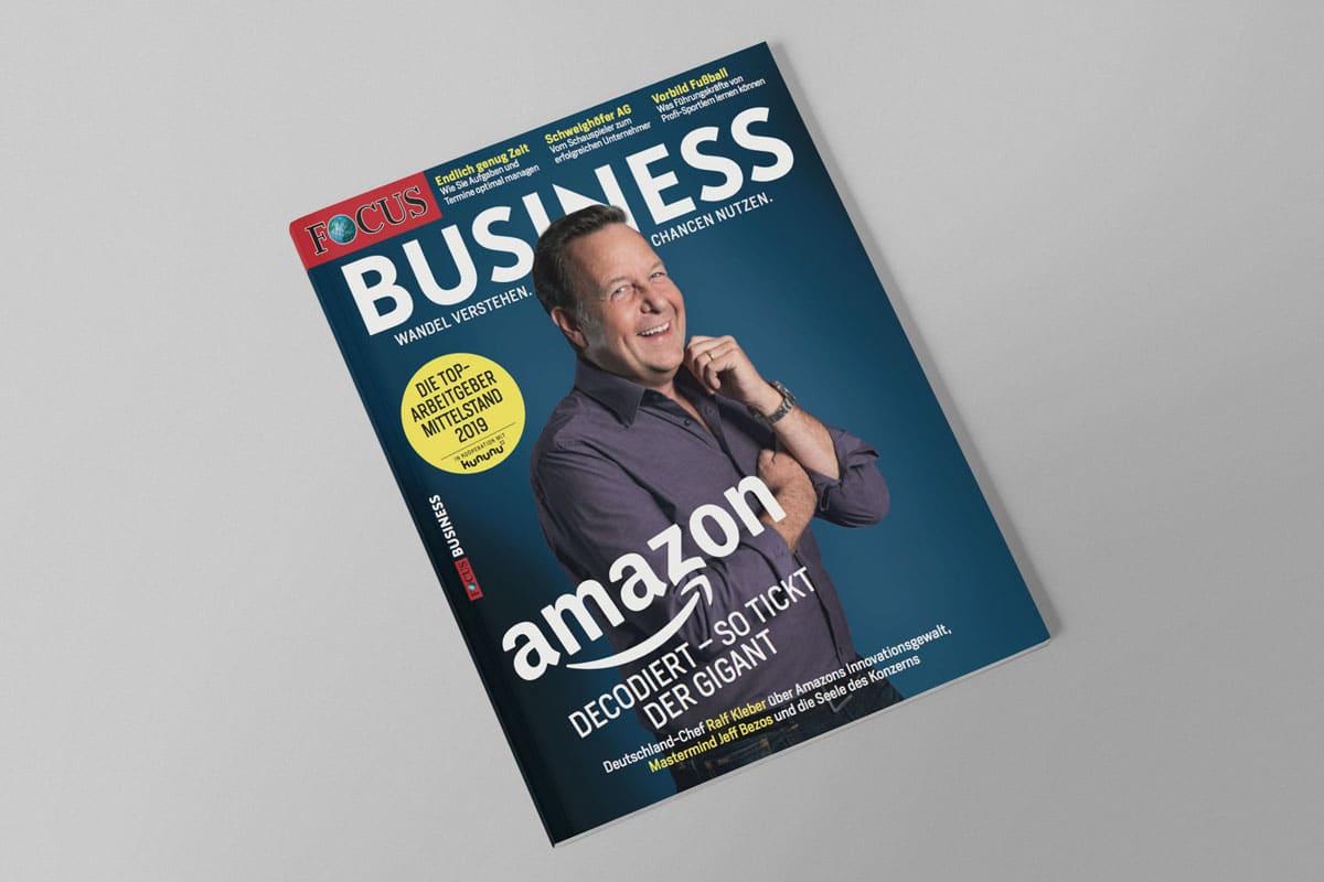 Focus-Business kürt premium concepts zum Top-Arbeitgeber Mittelstand 2019