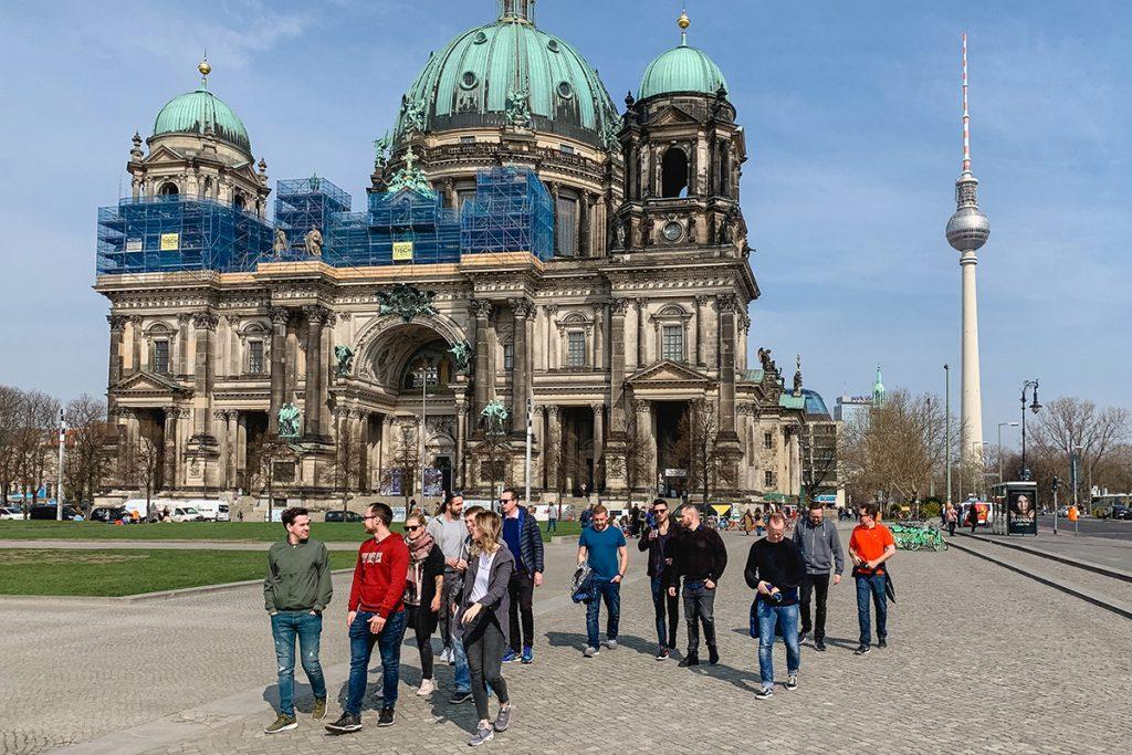Samsung Incentive Berlin 2019