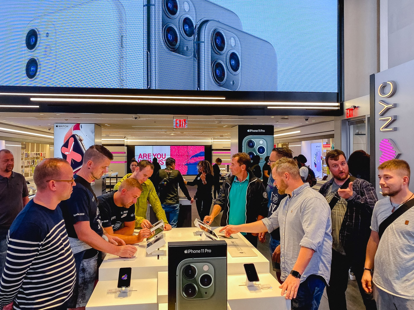 T-Mobile Store New York