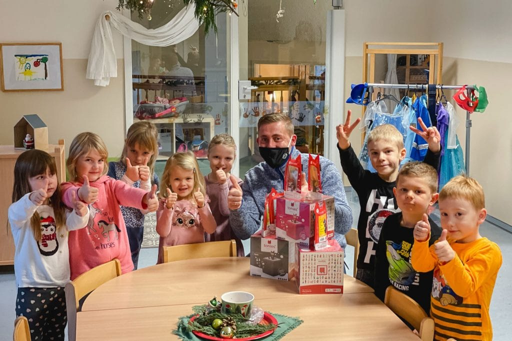 Kindergarten Spende Gera 2020