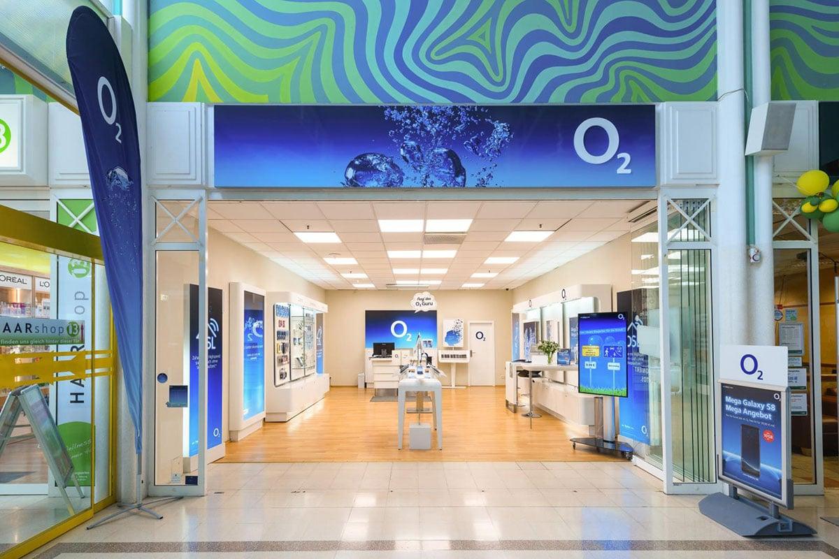 o2 Shop Schöne Aussicht Weißenfels